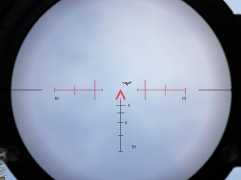 Custom Sniper Rifle Crosshair 1.2
