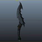 Ancient Dagger as Knife 1.0