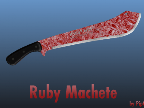 Ruby Machete 1.0