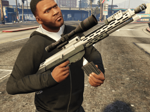 GTA : EFLC Weapons Pack 5.0a