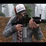 HK416 Full Attachments & Animated v 1.1
