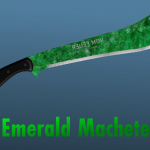 Emerald Machete 1.0