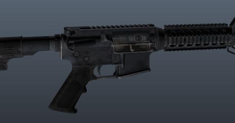 DayZ M4A1