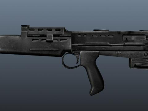 L85A2 gta5 weapon