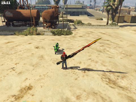 Sword Medieval 0.1