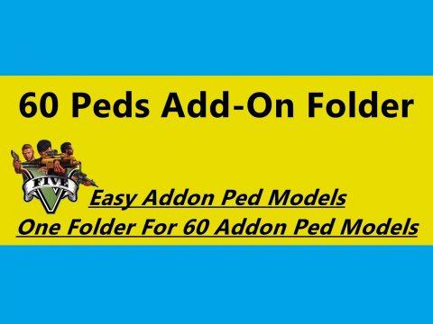 60 Peds Add-On Folder 1.0
