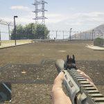 Honey Badger [Call of Duty Ghosts] v 1.0