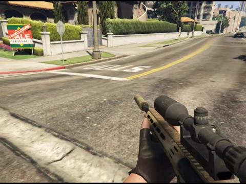 MSR Sniper
