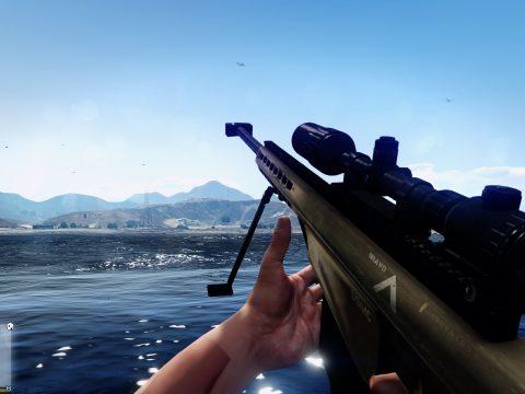 Battlefield 4 M82A3