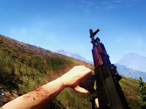 Battlefield 4 AK-12