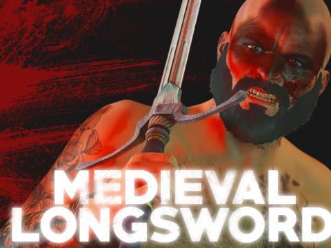 Medieval Longsword 1.0