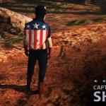 Captain America Shield 1943