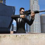 Large Scope Sniper Crosshair Edit