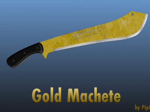 Golden Machete 1.0