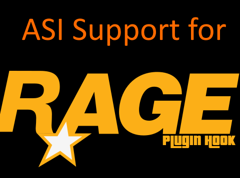 ASI Support for RAGE Plugin Hook 0.4.0 BETA