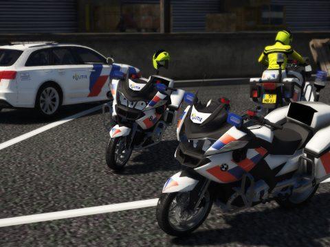 BMW r1200rt Dutch Police (LIMBURG) [ELS] 1.1 [beta]