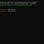 CheckForUpdate - ScriptHookV Edition 1.2