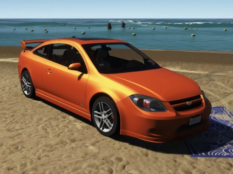 Chevrolet Cobalt SS [Add-On | Tuning | Template | LODS] 1.0