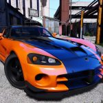 Dodge Viper 2008 [Add-On | Extras] 1.0