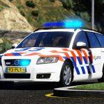 Dutch police Volvo V50 (THW) v1