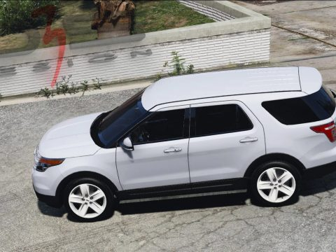 Ford Explorer (U502) 2013 [Replace | AO | Template] 1.0.1609a