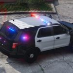 Ford Police Interceptor Utility '2013 [Replace | AO | Template] 1.0.1909