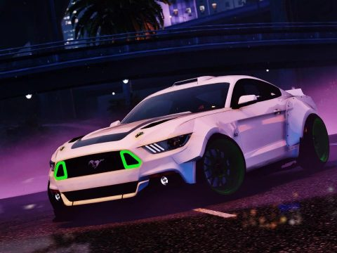 Ford mustang rtrx coupe [Replace] 1.0