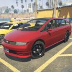 GTA IV Dinka Perennial RHD Final