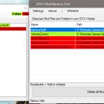 GTA V Mod Remove Tool 1.4