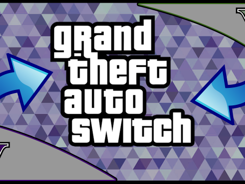 GTA V - Switch FAST in MODDED mode without programs