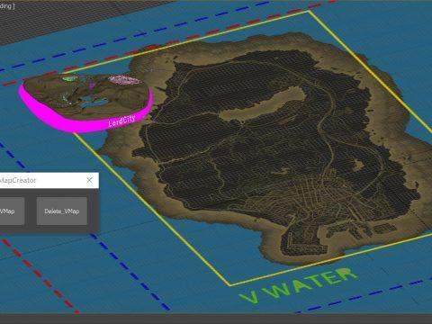 GTA5 Map Reference v1.0