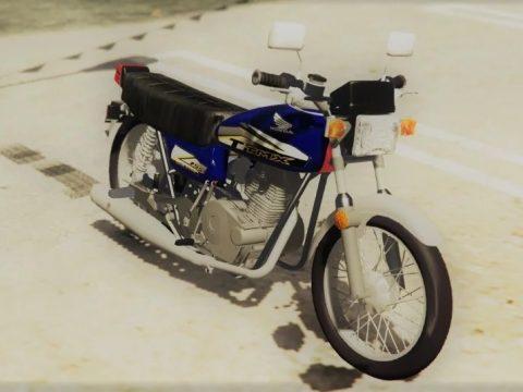Honda TMX 155 1.0