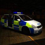 Kia Carnival British Police Generic [Replace | ELS] 1.0
