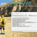 LambentLight (Server Manager for FiveM) 1.0