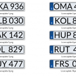 Swedish Licenseplate Pack For Beginners 2018