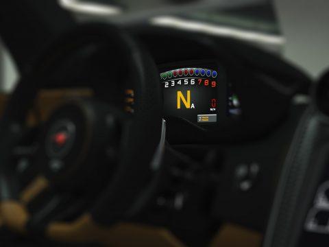 [DEV] Live GearShift Display on Speedometer