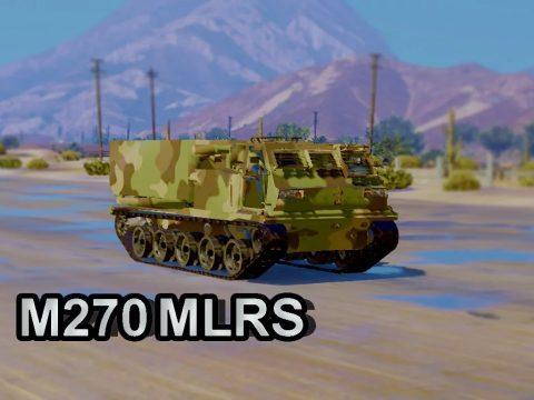 M270 MLRS[Add-on] 1