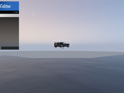 Map Editor All Vehicle List + Props and Ped DLC Casino 3.0