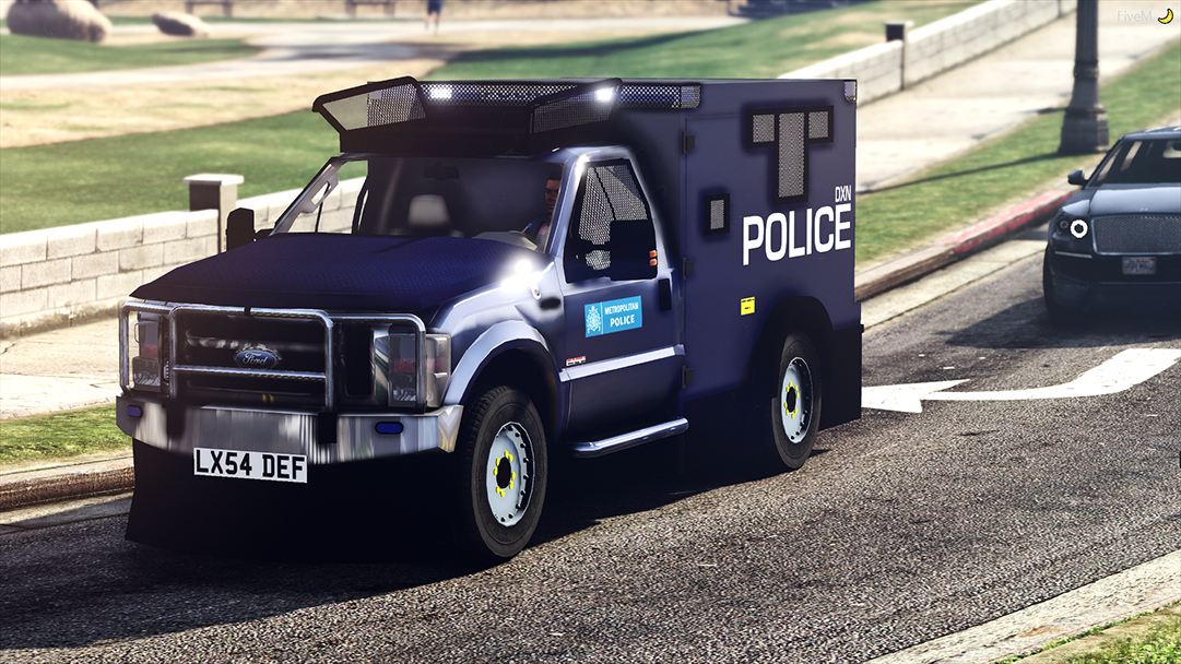 Met Police Jankel 1.0