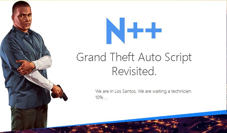 [N++ Langage] Grand Theft Auto Revisited Language {BETA} 1.0