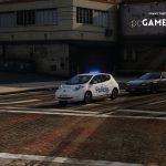 Portuguese - Porto Municipal Police - Traffic Brigade - Nissan Leaf [ AddOn / Livery / Non-Els ] v1.0