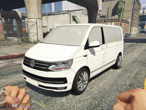 [DEV] UNLOCKED VW Transporter T6 1.0