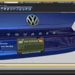 US Plateholder for Vehicle Mods [.obj .3ds .dae] 1.1