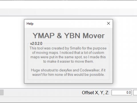 YMAP & YBN Mover v2.0.4.2