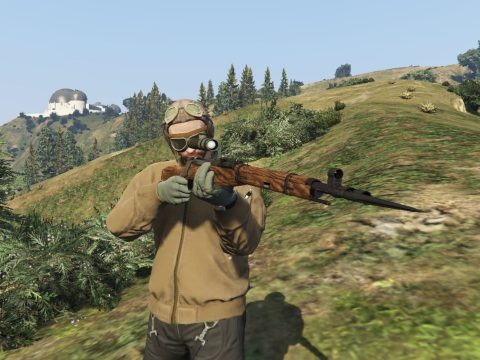 Insurgency Mosin Nagant