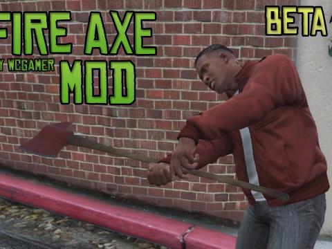 Fire Axe 2.0 [BETA]