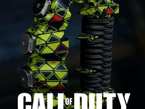 Call of Duty Black Ops III - Brass Knuckles Interger Camouflage