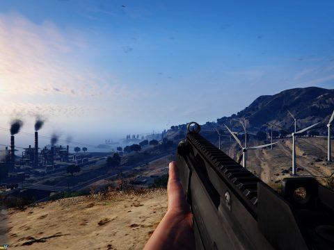 Battlefield 3 G36C v1.1