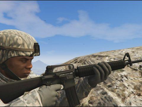M16 A2 (Animation Update) v1.2
