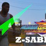 Z-Saber (Megaman Zero Sword)